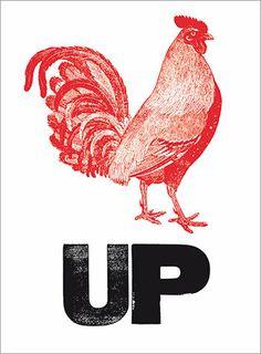 Cock Up by Patrick Thomas