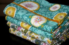 make a million pillowcases  The tutorial is here:  http://www.filminthefridge.com/2010/01/27/pretty-quick-pillowcase-tutorial/