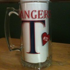 Rangers red