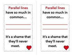 valentine cards lines