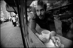 Sam Rockwell celebrities by Bruce Davidson