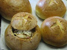Jody's Kitchen: Bread Bowls - Organic