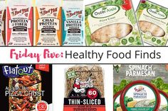 Friday Five:  Fun Food Finds