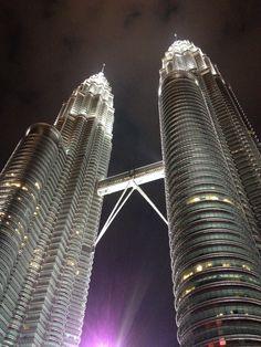 Twin towers, Kuala Lumpur Malaysia