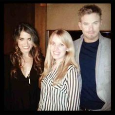 Nikki Reed And Kellan Lutz - Behind The Scenes At InStyle