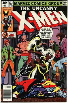 Uncanny X-Men (1st series) # 132