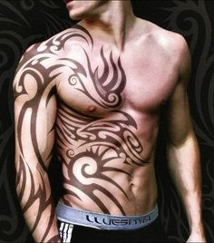 15 Beautiful Full Body Tattoo Designs For Men And Women