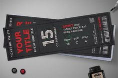 Are You really looking for beautiful Ticket Mockup, then this is the right place to find the best premium & Free Ticket Mockup?Download the design templates, I t is easy to edit & print. These Highly Editable PSD Tickets are beautifully presented for event, movie, entrance and business related ticket mockups. The industries of travels airline, film function, event, circus, movies, and all events individually rise on ticket sales. Business needs only when buyers would buy their ticket…