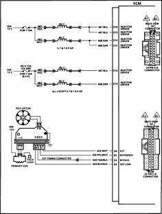 gmc truck wiring diagrams on gm wiring harness diagram 88 98 kc rh pinterest com 1998 Chevy 1500 Wiring Diagram wiring diagram for 1998 chevy truck