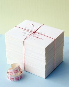 Find out how to properly address and mail your wedding invitations