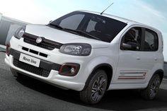 Veja como ficou o novo Fiat Uno com motores 1.0 e 1.3