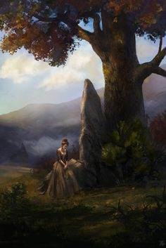 """ It was quite instantaneous"" — ellencaitrionafraser: Outlander  by Aneta Lewko-..."