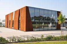 Eind maart 2014 is Mies Architectuur verhuisd naar een nieuw kantoor aan de Da Vincilaan 1 in Ede.