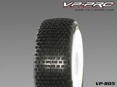 VP-Pro 1/8 Buggy Off-road AXMAN (Tyre+insert+wheel) Preglued 1xpair