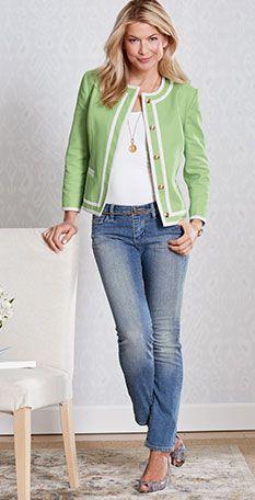 Amanda jacket   Pendleton