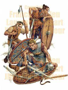 Character Inspiration, Character Art, Character Design, European History, Ancient History, Old Warrior, Irish Mythology, Celtic Warriors, Celtic Culture