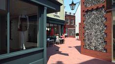 Hannington's Lane & Brighton Square: Approved Regeneration Scheme