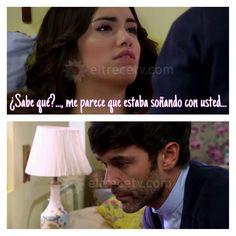 Soñando con el amor... ♡♡♡ #EsperanzaMía #Tomanza
