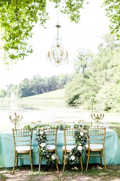 Jade Tablescape
