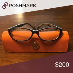 🆕listing-Tory Burch frames 🆕listing-Tory Burch frames with Case. Will need to replace lenses as these were prescribed to me. Style: TY2033  Brown Tortoise outside with Navy Blue/Orange pattern on inside. Tory Burch Accessories Glasses