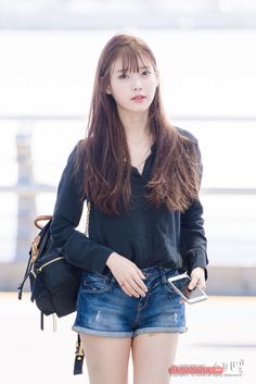 To the beautiful Lee Ji Eun: Photo Iu Fashion, Korean Fashion, Korean Beauty, Asian Beauty, Korean Girl, Asian Girl, Korean Actresses, Korean Celebrities, Ulzzang Girl