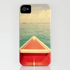 Mathilde #1 iPhone Case by Alicia Bock - reminds me of Moonrise Kingdom