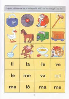 Fotó: Kindergarten, Album, Teaching, Character, Play, Dyslexia, Kindergartens, Education, Preschool