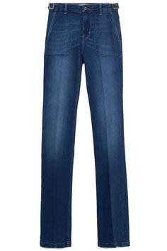 Zara jeans, $70, zara.com.   - HarpersBAZAAR.com
