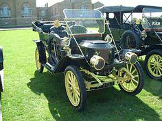Stanley Steamer Model 70-20hp-1910.