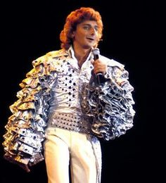 The lovely Barry Manilow - a true legend