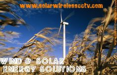 Solar Wireless CCTV - Collections - Google+