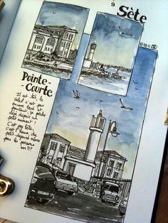 Art journal inspiration, sketch journal, artist journal, art journal pages, Voyage Sketchbook, Sketchbook Layout, Travel Sketchbook, Arte Sketchbook, Sketchbook Ideas, Journal Croquis, Sketch Journal, Artist Journal, Art Journal Pages