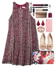 """""""Untitled #919"""" by julesnewkirk ❤ liked on Polyvore featuring Tory Burch, Abercrombie & Fitch, Kate Spade, Jimmy Choo, Kendra Scott, Essie, Urban Decay, Bare Escentuals, NARS Cosmetics and MAC Cosmetics"""
