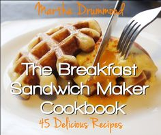 Are you getting the most from you Breakfast Sandwich Maker? nnSure, you will have a few recipes that came with the appliance when you bought ...