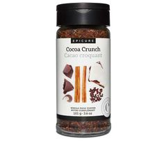Add 2 g fibre per serving & fatty acids to breakfast & desserts.Balanced sweet flavour of rich cocoa & coconut.Sprinkle on Greek yogurt, oatmeal, pudding, or smoothies.Mix into pancake batter, trail mix & energy bars. Menu Sans Gluten, Gluten Free Menu, Clean Eating Breakfast, Breakfast Dessert, Omega 3, Lunch Box Recipes, Whole Food Recipes, Vegan Granola Bars, Epicure Recipes