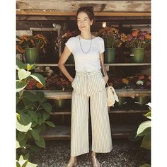 Michelle Monaghan - Riviera Pant available now