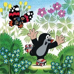 'Der kleine Maulwurf und seine Freunde' Puzzlekoffer für Kinder (2x25 Teile/2x36 Teile) entdeckt bei myToys
