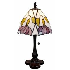 Shop for Amora Lighting Tiffany Style Floral Design Mini Table Lamp. Get free shipping at Overstock.com - Your Online Home Decor Outlet Store! Get 5% in rewards with Club O! - 17160721