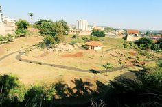 O parque Roberto de Melo Genaro, fechado desde outubro após um deslizamento de pedras