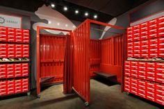 PUMA LEED Platinum store by Colkitt&Co, Syracuse – New York