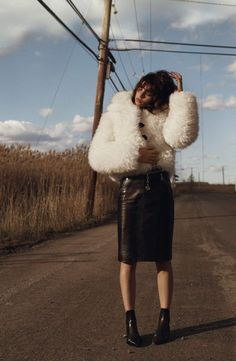 Steffy Argelich by Josh Olins for Vogue UK August 2015