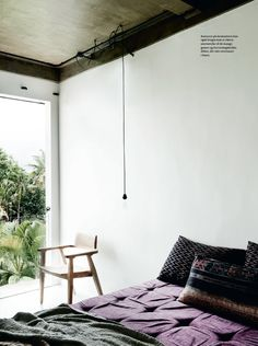 The Bali oasis of Birgitte Raben featured in RUM