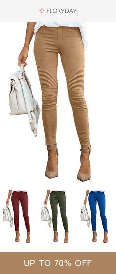 Fashion Pants, Fashion Outfits, Womens Fashion, Style Fashion, Dope Outfits, Casual Outfits, Shops, Skinny Pants, What To Wear