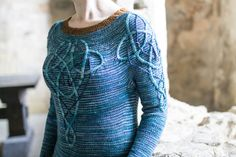 Ravelry: Kells pattern by Lucy Hague