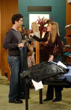 Friends ~ Episode Stills ~ Season 10, Episode 9: The One With the Birth Mother #amusementphile