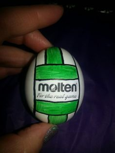 Weve hatched an egg cellent plan for moltens spring volleyball volleyball easter eggs negle Images