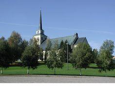 Kirkolliset rakennukset - Kiuruvesi