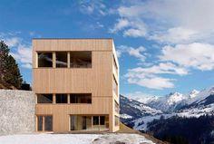 Community Centre, St Gerold, Austria