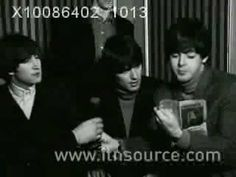 The Beatles interview 1965. I will give people credit. One Direction seems to have a similar band chemistry and humor.