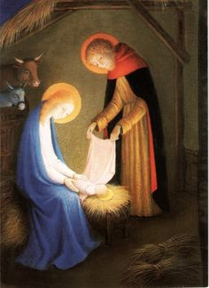 The Nativity by Bradi Barth